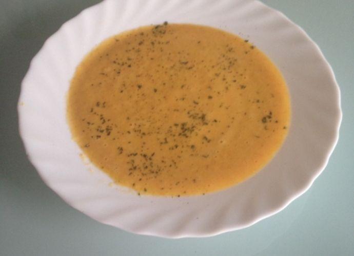 Crema de zanahoria para #Mycook http://www.mycook.es/receta/crema-de-zanahoria-5