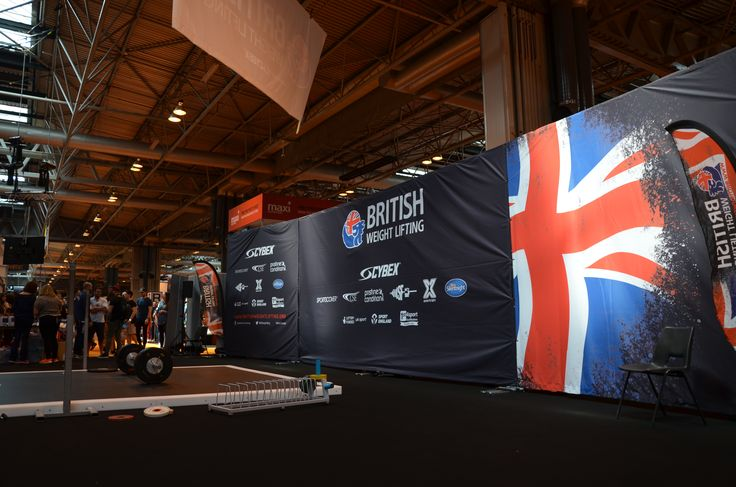 Great British Weightlifting @ Body Power Expo 2016  Welcoming visitors and athletes from all over the world