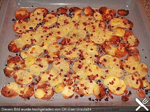 Bratkartoffeln vom Blech, ein leckeres Rezept aus der Kategorie Kartoffeln. Bewertungen: 150. Durchschnitt: Ø 4,3.