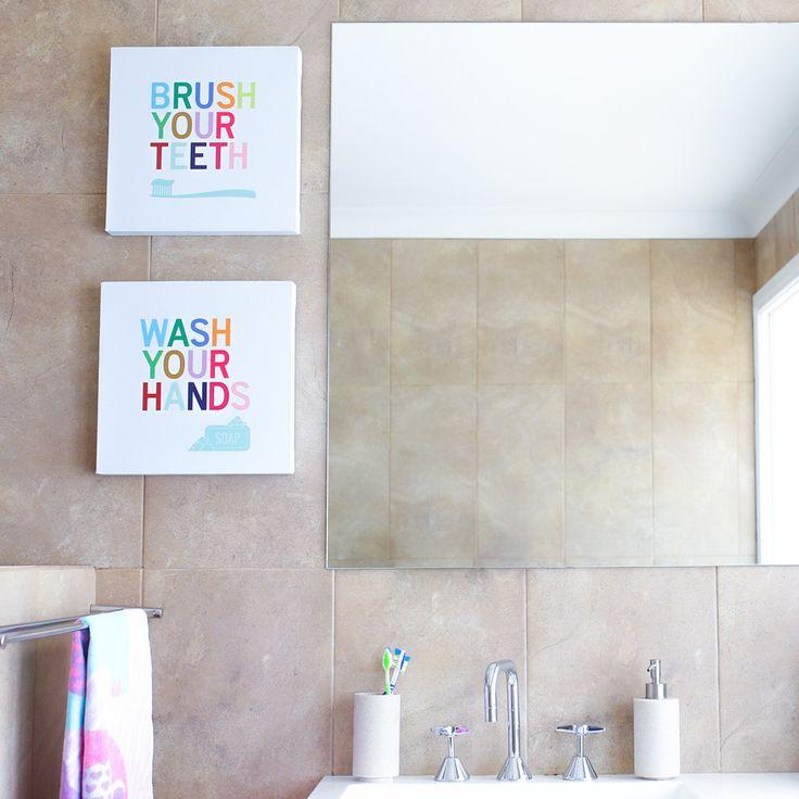 Best Kids Bathrooms: Best 25+ Hand Washing Poster Ideas On Pinterest