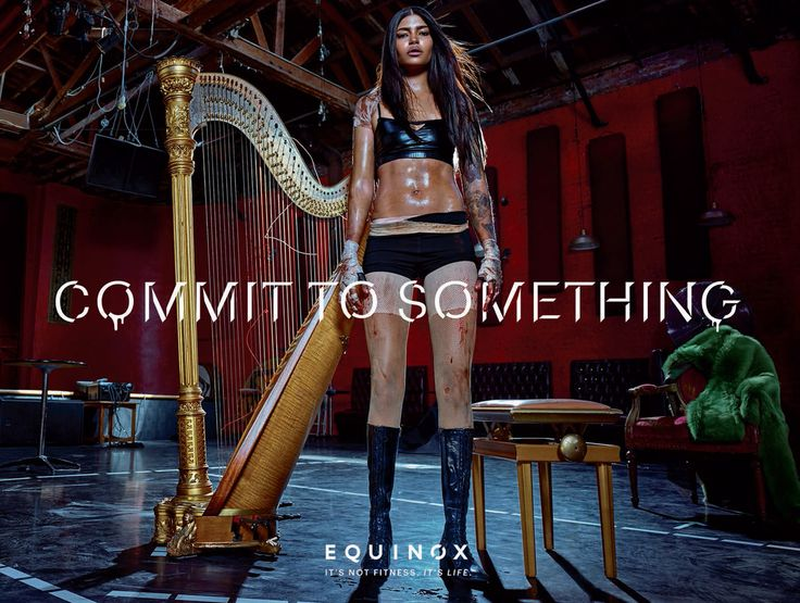 Read more: https://www.luerzersarchive.com/en/magazine/print-detail/equinox-64097.html Equinox It's not fitness. It's life. Campaign for upscale gym Equinox. Tags: Steven Klein Studio, New York,Wieden + Kennedy, New York,Ian Hart,Jessica Shriftman,Equinox,Sean McLaughlin,John Parker