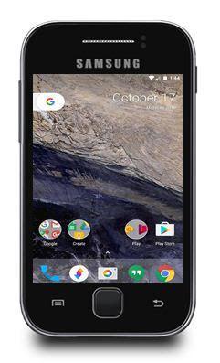 Cara Upgrade Samsung Galaxy Young GT-S5360 ke Android Nougat 7.0 - Instal Ponsel