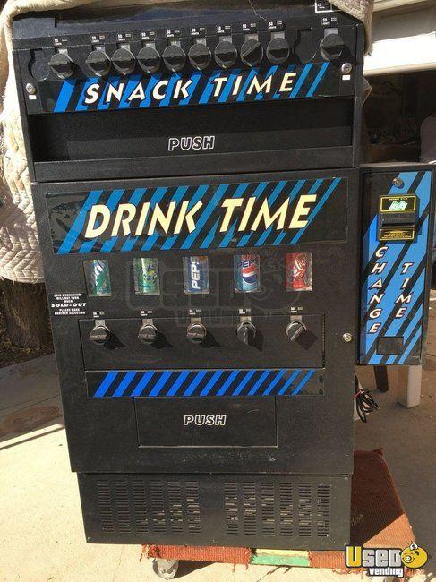 vm 250 vending machine