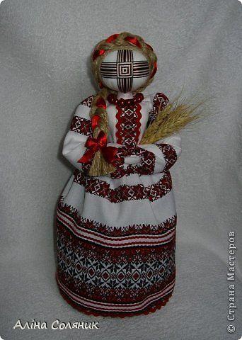Украинская авторская кукла-мотанка. Прекрасный оберег и украшение для Вашего дома! фото 23