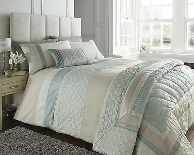 Luxury Durban Mint Green Cream Polycotton Super King Size Duvet Cover Bed Set Bedroom Ideas Pinterest And Covers