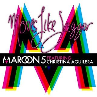 Baixar Maroon 5 - Moves Like Jagger (feat. Christina Aguilera) Grátis MP3