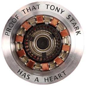 Iron Man: Movie Arc Reactor Prop Replica