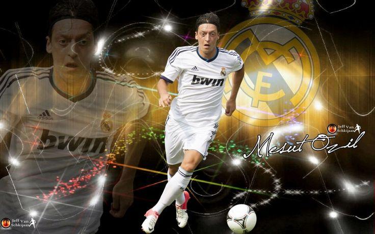 Mesut Ozil Real Madrid 2012-2013 HD Best Wallpapers
