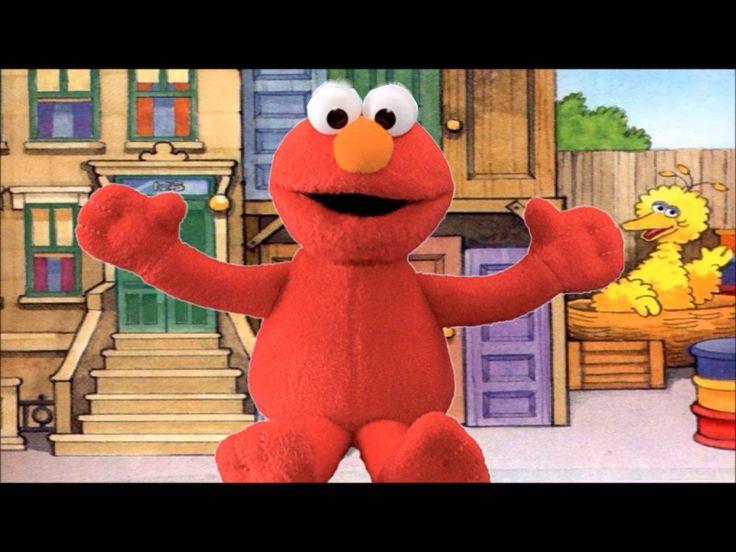 Elmo Sings a Happy Birthday Song for You ---  GreatBirthdayIdeas/YouTube