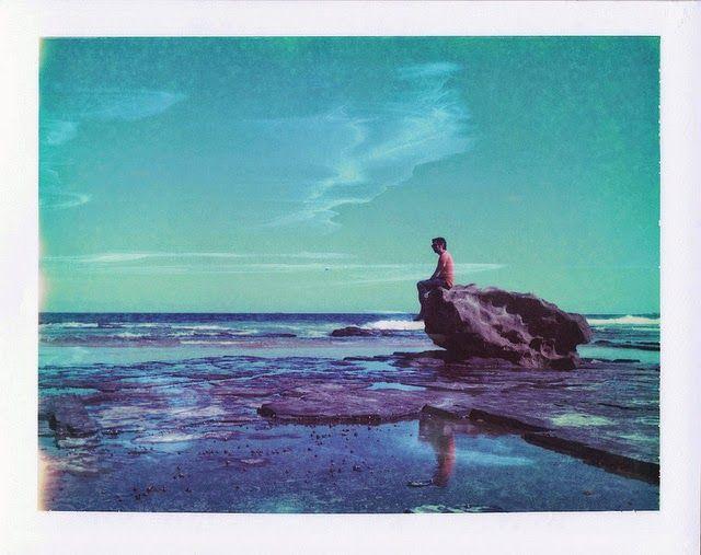 Polaroid Photography by Rachael Baez