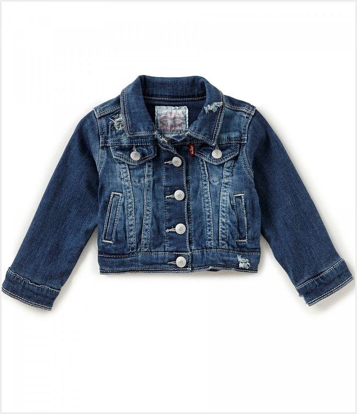 8 Fresh Baby Denim Jacket