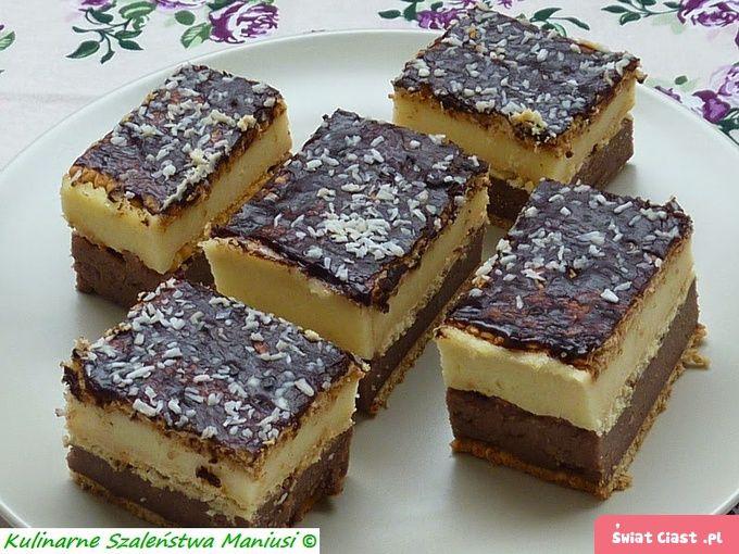Ciasto z kaszy manny - Swiatciast.pl