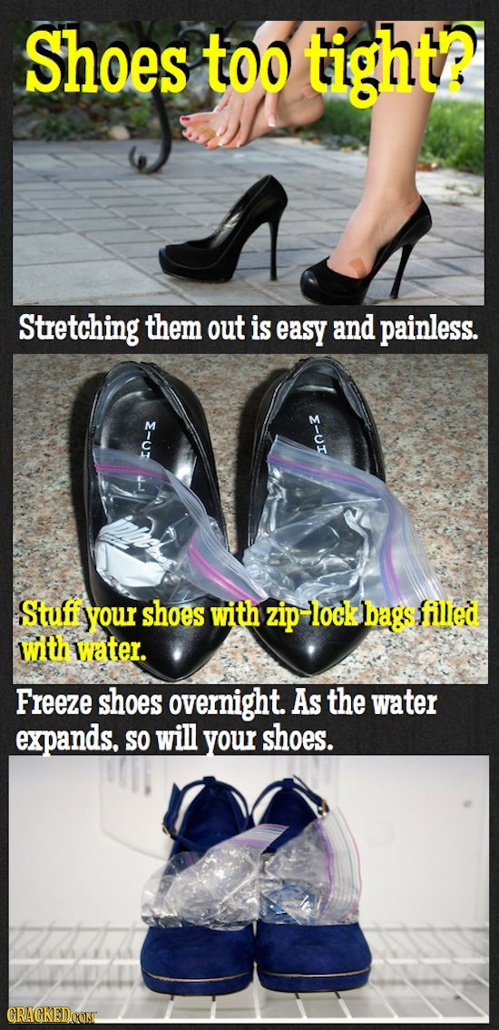 22 Clothing Hacks They Should Have Taught You In School | Cracked.com:
