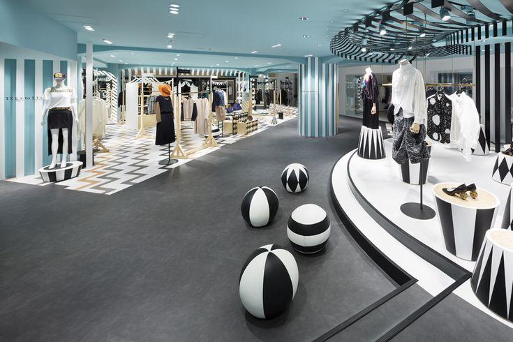 Seibu Kaufhaus von nendo