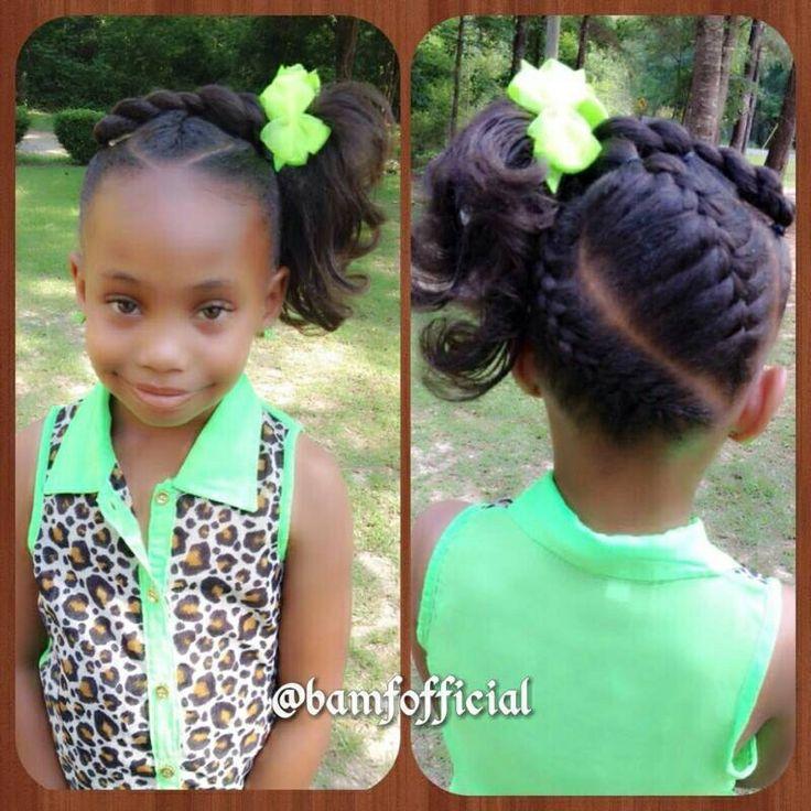 Sensational 25 Best Images About Summer Hair Styles On Pinterest How To Short Hairstyles For Black Women Fulllsitofus