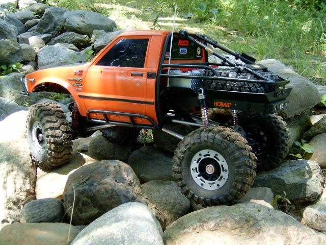 Lifted Toyota Pickup Crawler Www Pixshark Com Images