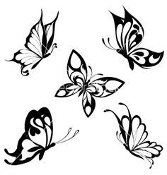 butterfly tattoo on Pinterest | Butterfly Tattoos Small Butterfly Ta ...