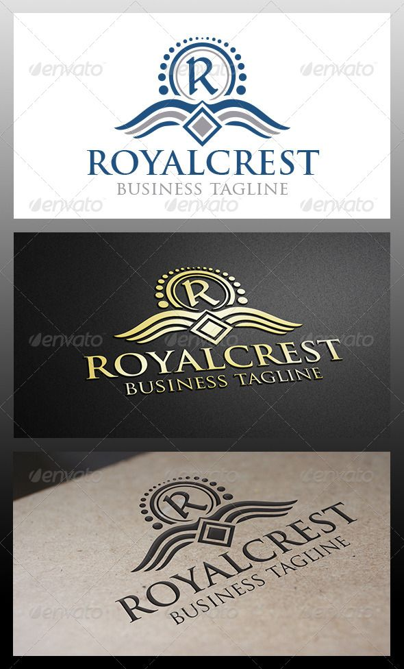 Royal Crest Logo (Crests)