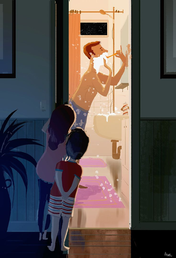 THE Shave. #pascalcampion