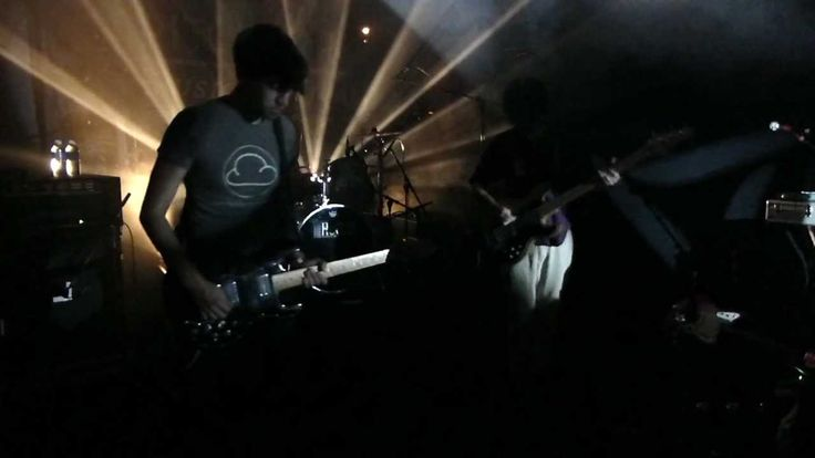 Lotus Plaza Strangers- Come Back Trabendo Paris Pitchfork 2012