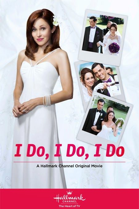 Its a Wonderful Movie - Your Guide to Family Movies on TV: Autumn Reeser and Antonio Cupo star in Hallmark Channel Movie: I DO, I DO, I DO