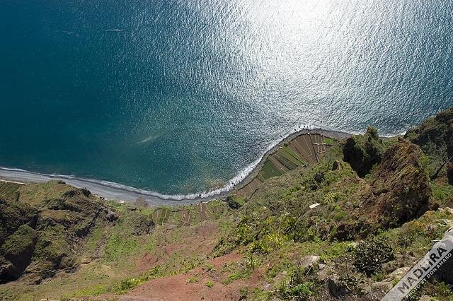 Cabo Girão viewpoint, Madeira Island. Photo by Don Amaro