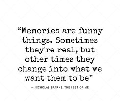 Image result for nicholas sparks quotes the best of me