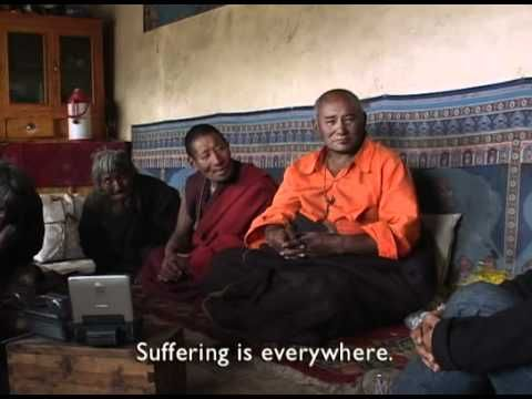 Buddhism/What remains of us. Tibet  2004.