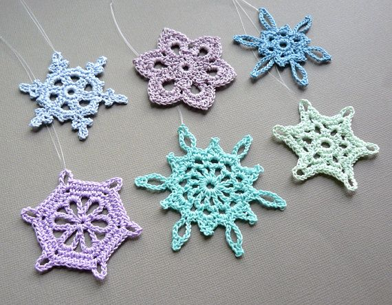 66 Crochet Snowflake Patterns The Funky Stitch