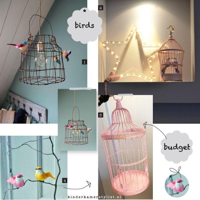 25 beste ideen over Vogelkooi decoratie op Pinterest