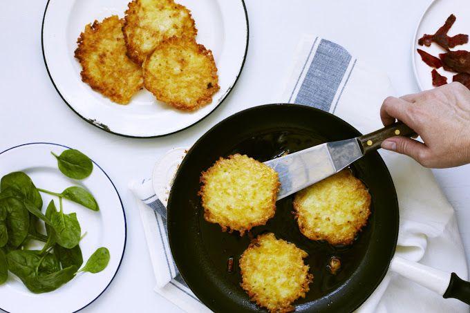 German Potato Cakes Recipe on Yummly. @yummly #recipe
