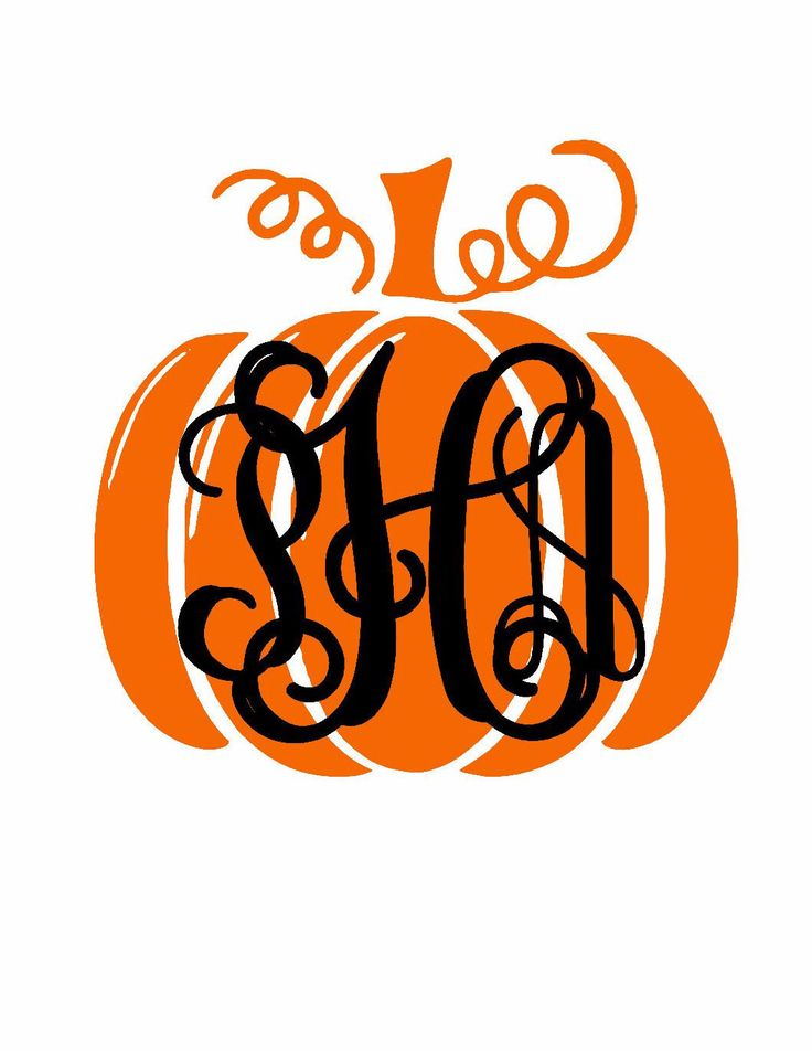 Best 25 monogram pumpkin ideas on pinterest fake for Monogram pumpkin templates
