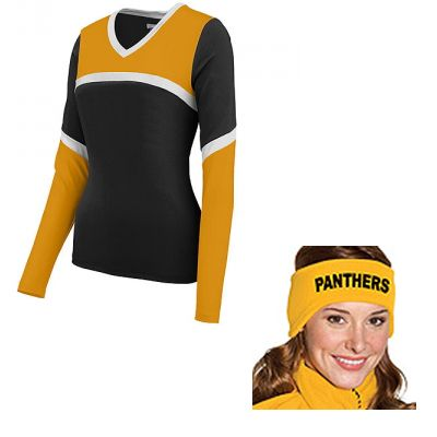 Cheer season can be cold! Make sure you have what you need to keep warm this fall/winter. We have custom cheer uniforms to match custom fleece headbands! Check them out on our website. #CheerHeadbands #FleeceHeadband #fleece #EarWarmers #Custom #Cheer #Cheerleading #WinterCheer #FallCheer #FootballSeason #CheeringDuringFootball #ColdWeather #CheeringInTheCold