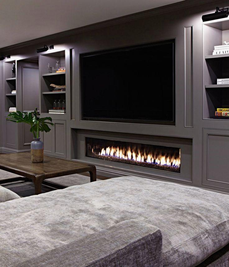 27 perfectly captivating basement design ideas - home awakening in 2020 | basement design
