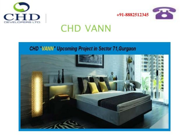 8882512345 chd vann New Project In sector 71 by Mnc Propmart via slideshare