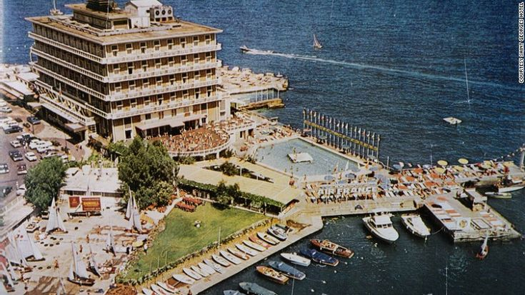 What became of Beirut's 1960s jet-set playgrounds