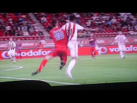 ΟΣΦΠ-ΠΑΝΙΩΝΙΟΣ 1-0 25΄  γκολ Φουρτούνης  1η  αγων   23/08/2015 P1030717