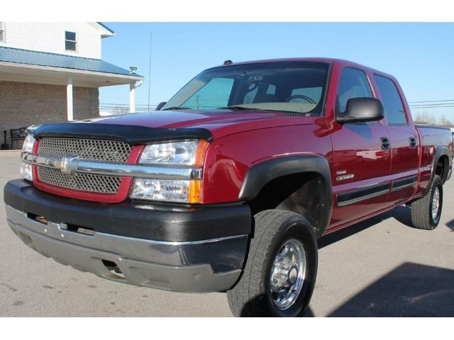 2004 Chevrolet Silverado 2500 HD Crew Cab 4X4 Southern Truck - Trucks & Commercial Vehicles - Elizabethtown - Kentucky - announcement-83555