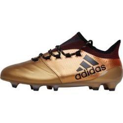 adidas X 17.1 Fg Fußballschuhe Dunkelgold adidas