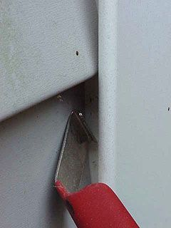 Replace A Section Of Damaged, Cracked, Or Broken Vinyl Siding