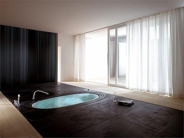 1000 id es sur le th me baignoire encastrable sur pinterest remodelage du demi bain plan. Black Bedroom Furniture Sets. Home Design Ideas
