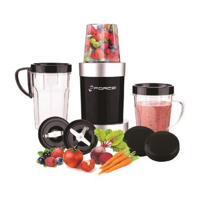 GForce 10 Piece Nutri Blender Set