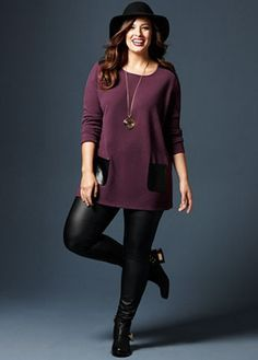 25  best ideas about Plus size fall fashion on Pinterest | Plus ...