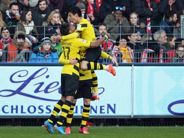 Prediksi Borussia Dortmund vs Freiburg 24 September 2016. Borussia Dortmund akan menjamu SC Freiburg, dalam spieltag lima Bundesliga Jerman, Sabtu (24/9) 01:30 WIB.  #PrediksiSpbo #PrediksiBola #PrediksiSkor #LigaJerman #BundesligaJerman #Bundesliga #BorussiaDortmund #Freiburg