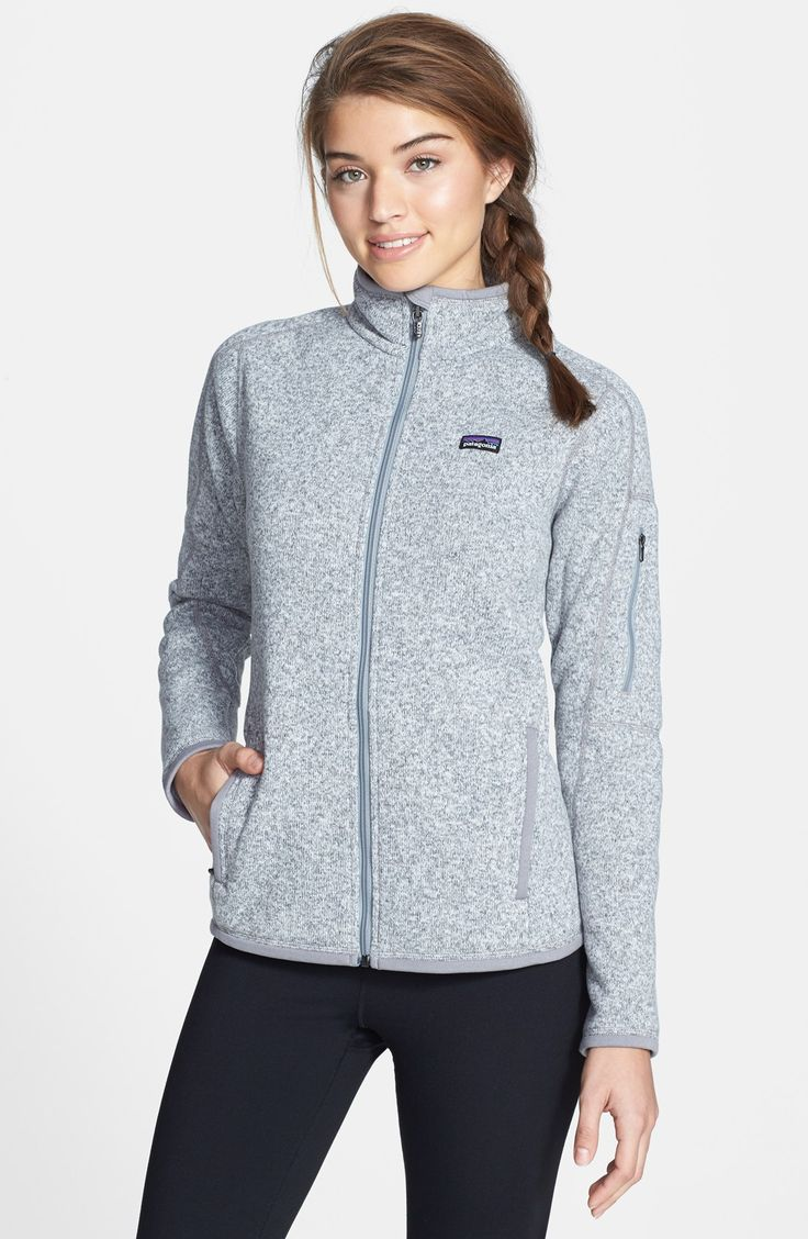 Patagonia 'Better Sweater' Jacket | My favorite fleece jacket. I never travel without it.