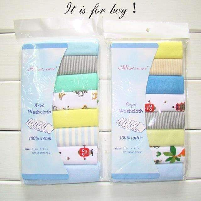 8pcs Pack 100 Cotton Newborn Baby Towels Saliva Towel Nursing Towel Baby Boys G Baby Towel Towel Girl Towel Boy