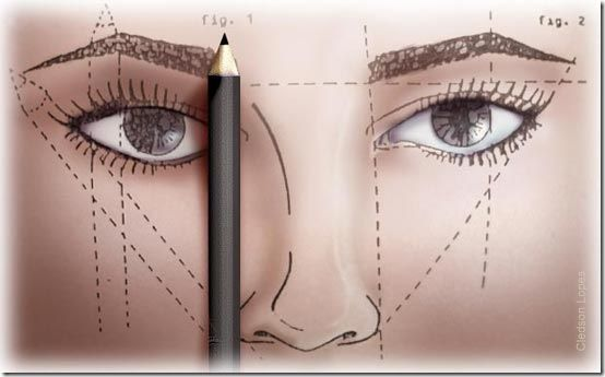 How to groom your eyebrows into perfection. Can someone just do it for me please???