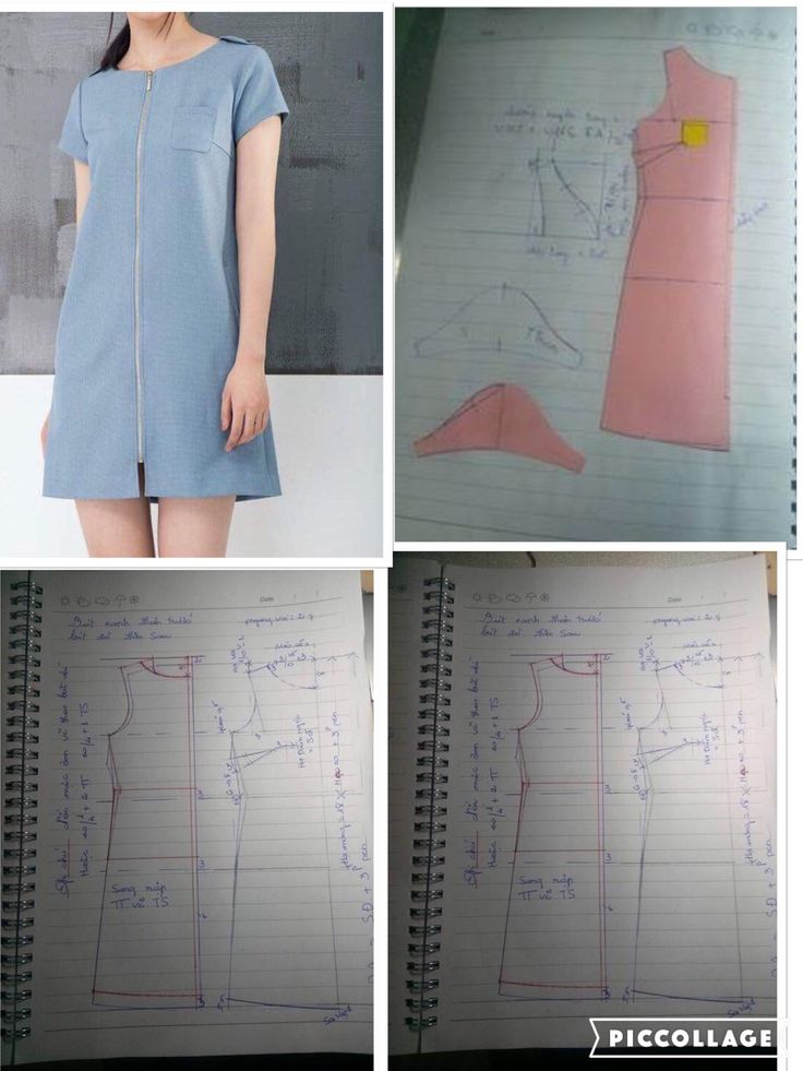 Easy pattern dress
