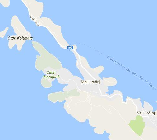 Mali Losinj | Kroatien Reiseführer √ - Kroati.de