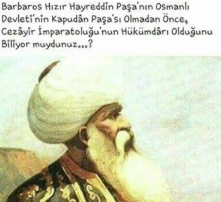 Barbaros #hızır#paşa#osmanlı# imparator #history